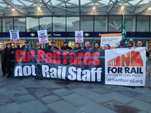 action for rail rmt aslef tssa