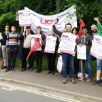 UCU Bath strike