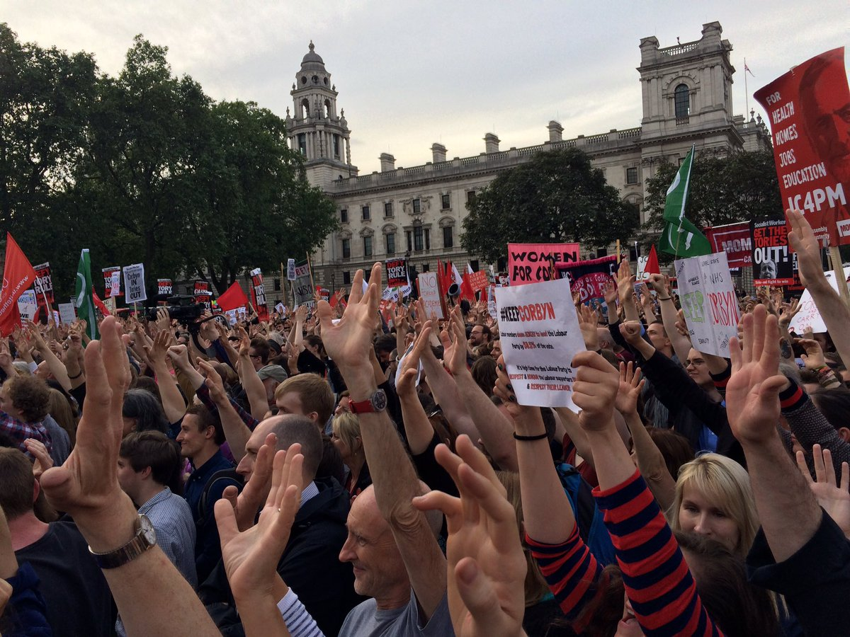 Unions launch new wave to defend Jeremy Corbyn
