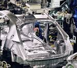 car factory manufacturing