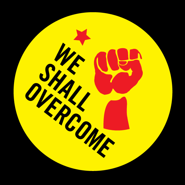 We Shall Overcome is back … and this year unions are playing their part