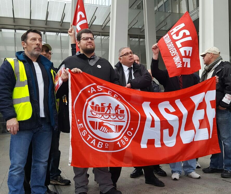 aslef-southern-strike
