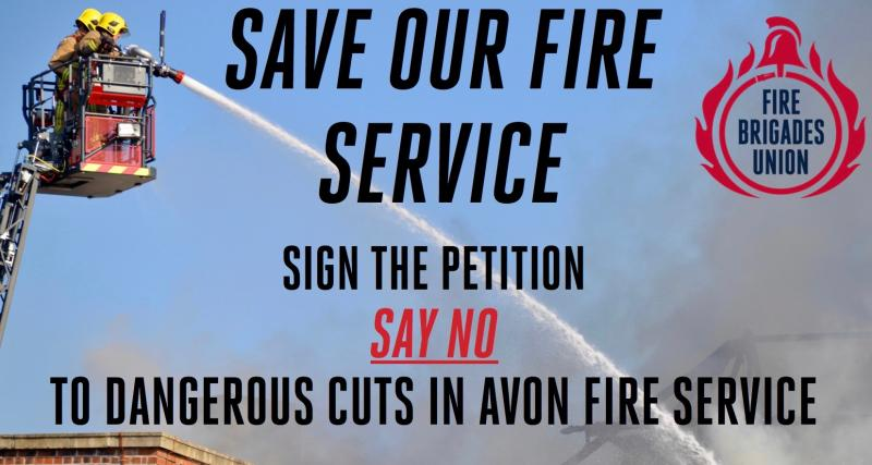 fbu-south-west-avon-cuts