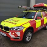 FBU fire tactical response vehicle