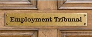 ET employment tribunal