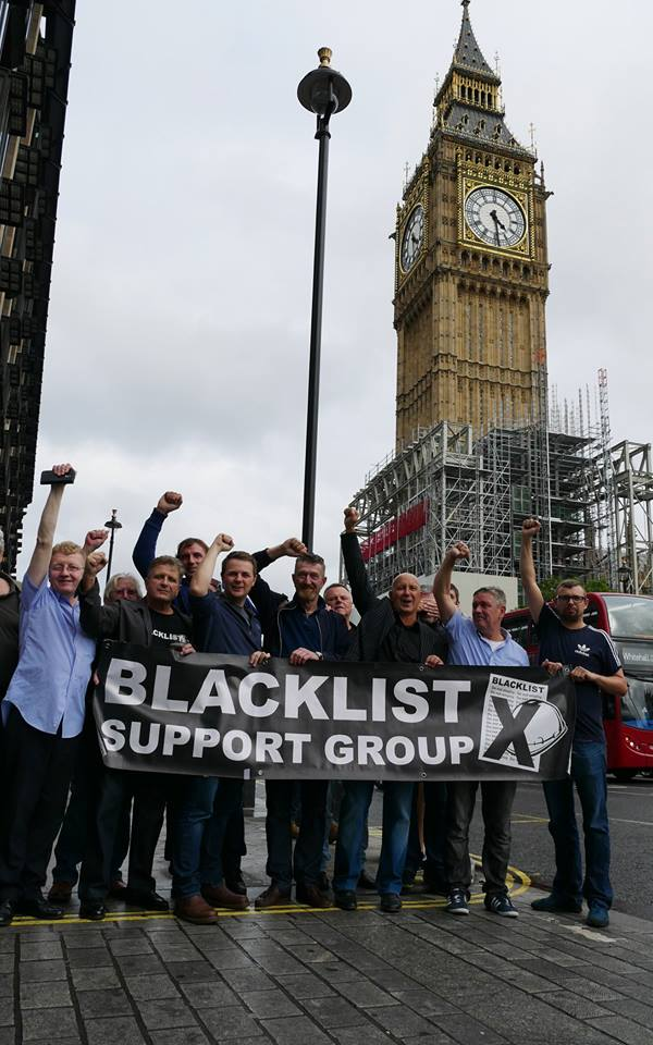 """It's karma"" – Blacklist Support Group on Carillion going bust"