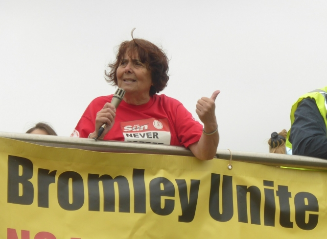 Unite rep wins tribunal after being victimised by Tories