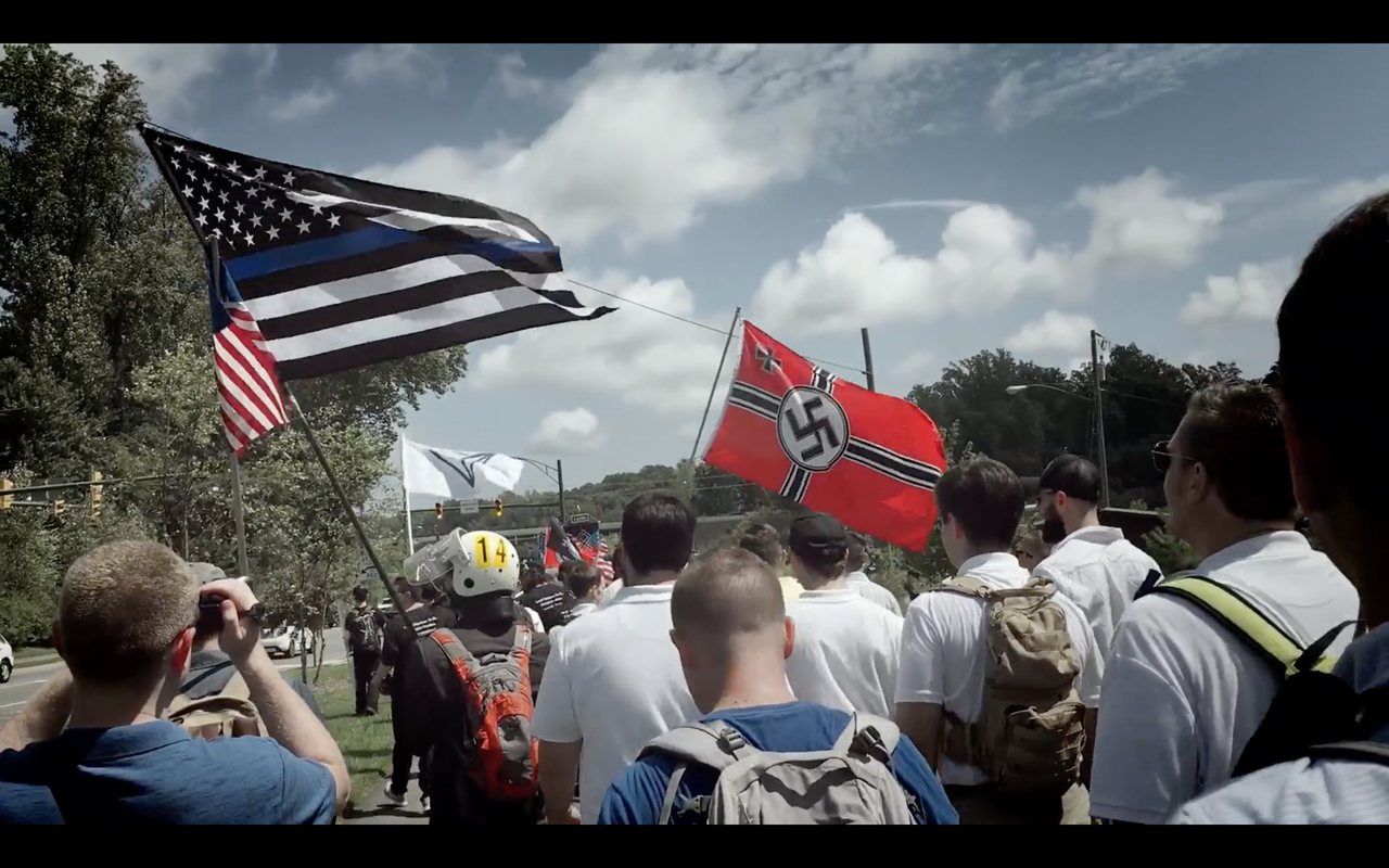 HOPE not Hate researcher infiltrates US alt-right – last chance to help fund his film