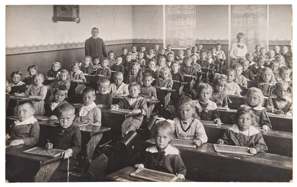 education in victorian times